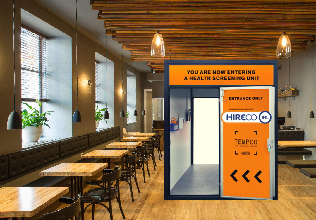 Ready for Indoor Dining to Return? Protect Staff & Customers with Covid-19 Safety Pod.